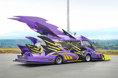 Batman Van